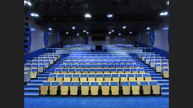 Photograph of Seats