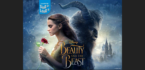Singalonga Beauty and the Beast - evening performance