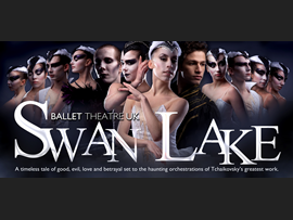 Swan Lake - Ballet Theatre UK  Matinee