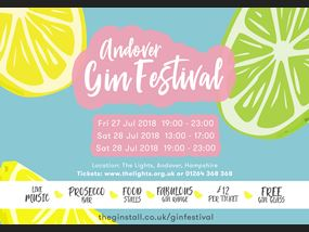 Gin Festival to use 2018