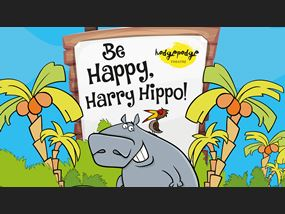 Be Happy, Harry Hippo! 2019