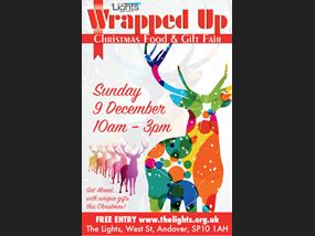 Wrapped Up Gift Fair 2018