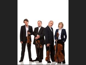 Brodsky Quartet Andover Music Club 2018