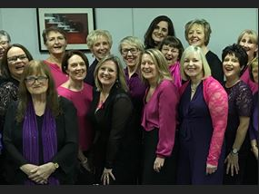 Andover Ladies Choir 2019