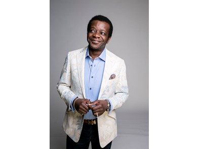 Stephen K Amos: Bread and Circuses at The Lights