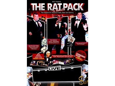 The Rat Pack is Back at The Lights