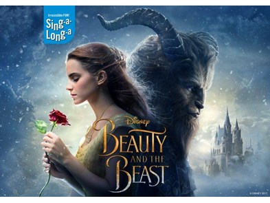 Singalonga Beauty and the Beast at The Lights