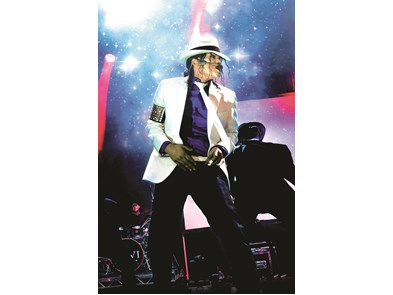 The Lights Theatre Andover | King of Pop: The Legend Continues | Andover & Villages