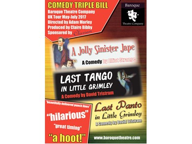 Comedy Triple Bill at The Lights in Andover