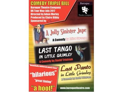 Comedy Triple Bill