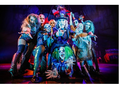 Circus of Horrors The Never Ending Nightmare 2017