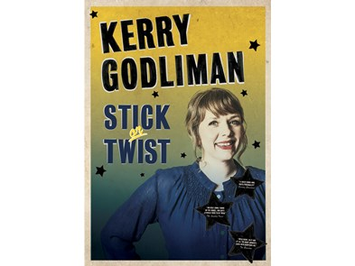 Kerry Godliman poster 2017