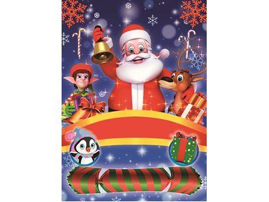 Christmas Countdown 2019.Santa S Christmas Countdown 4 30pm The Lights Andover